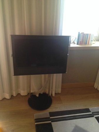 The Guesthouse Vienna: Standing TV
