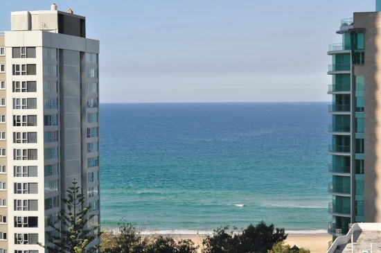 Q1 Resort and Spa: Beach views from the 12th floor