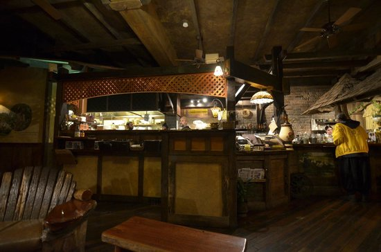 Yellow Deli : Interiour