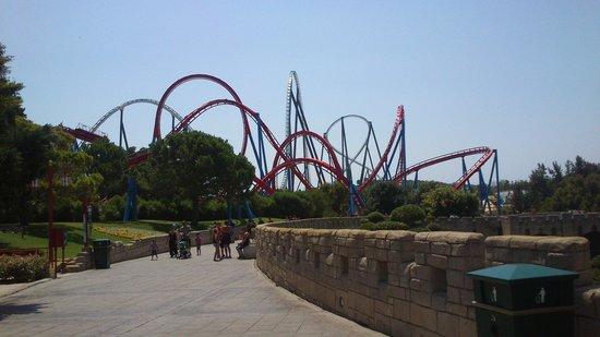 PortAventura Park: rollercoasters