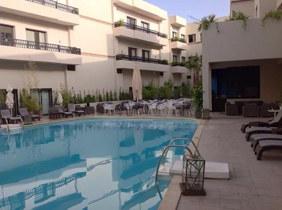 Kech Boutique Hotel & Spa : pool