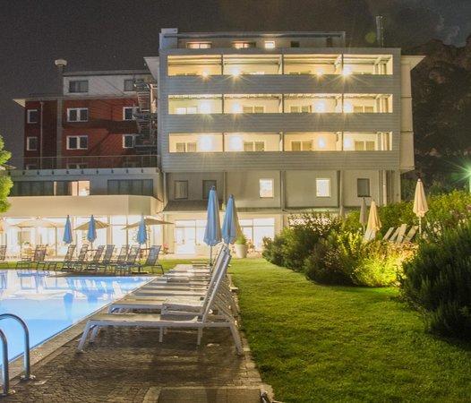 Hotel Luise: La sera...