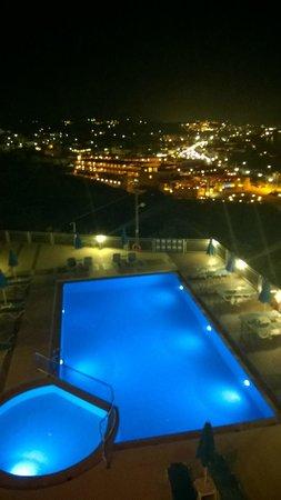 Renieris Hotel: VISTA DALLA CAMERA
