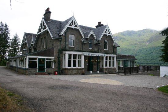 The Letterfinlay Lodge Hotel