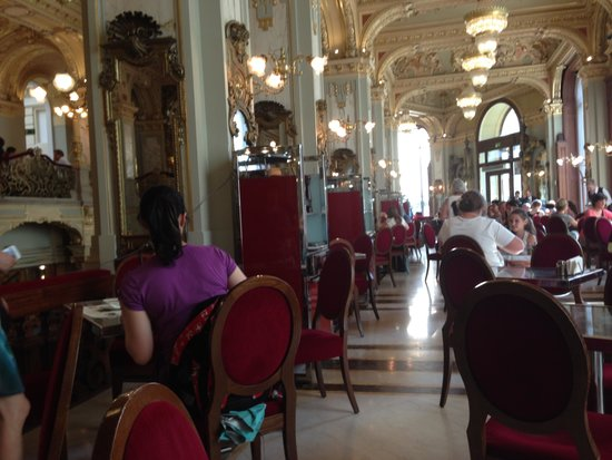 Boscolo Budapest, Autograph Collection: New York Cafe