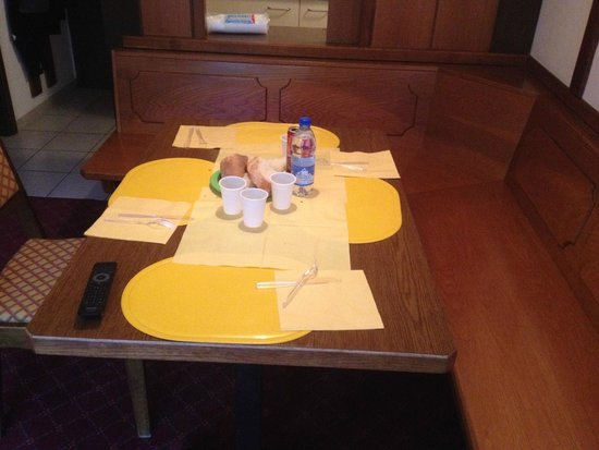 Ambiez Residencehotel: la cena è pronta