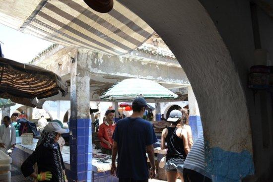 Medina von Essaouira: Mercado