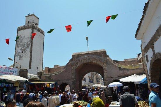 Medina von Essaouira: Plaza