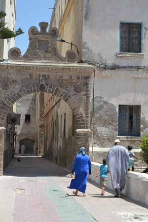 Medina von Essaouira: Barrio judio