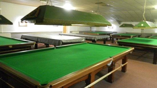 Hereford Snooker and Pool Centre