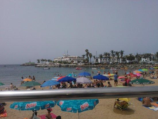 Cordial Mogan Valle: very clean beach