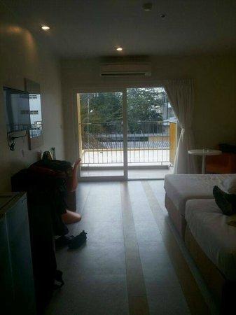 Bella Express Hotel: My room