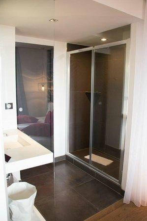 Hotel Castel Beau Site : salle de bain