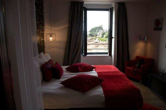 Hotel Castel Beau Site : chambre