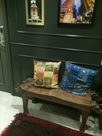 9 Boutique Hotel: Nice pillows