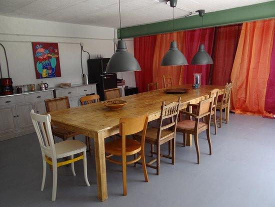 Domaine Saint Fort : Table d'hote