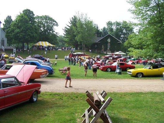 Hastings Michigan Car Show