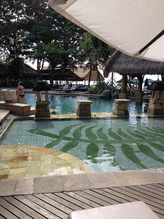 Novotel Bali Benoa : piscine principale