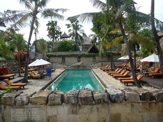 Novotel Bali Benoa : 2ème piscine