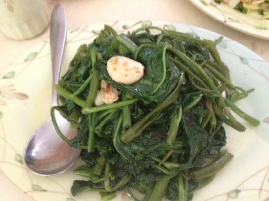 Lucky Star Chinese: Water Spinach