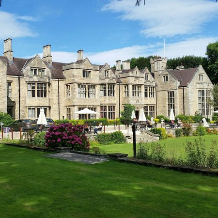 Redworth Hall Hotel: The house