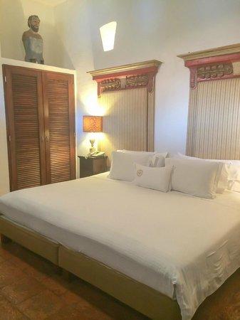 Hotel Casa del Arzobispado : Room