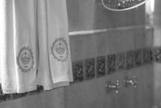 Hotel Casa del Arzobispado : Bathroom