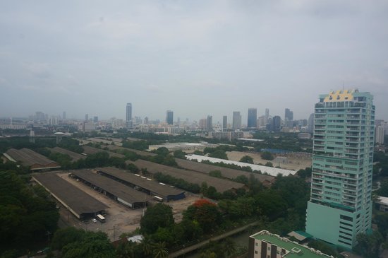Centre Point Sukhumvit 10: View from the room
