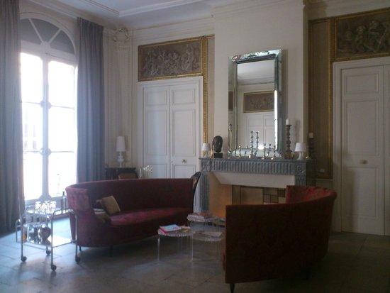 Baudon de Mauny : Salon