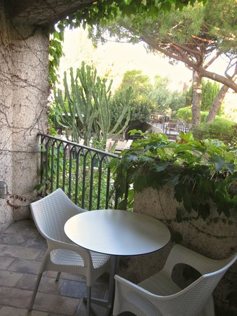 Hotel des Lices : Balcony room #6