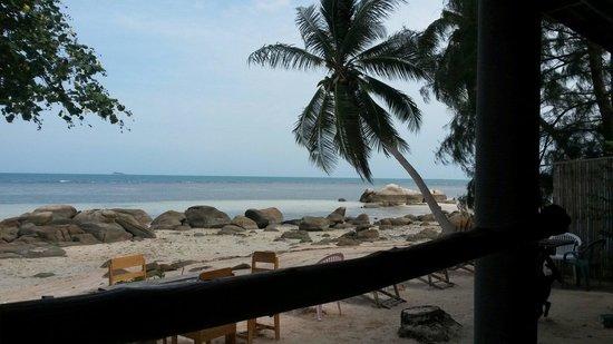 Sea Sunset Resort: Terrasse du restaurant / bar