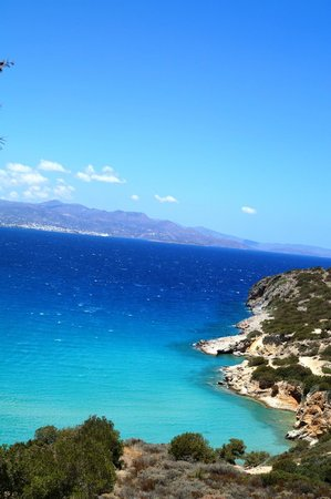 Villa Ippocampi: Cretan Coastline