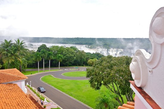 Belmond Hotel das Cataratas: View from the bell tower