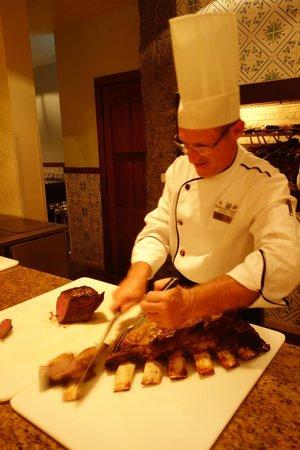 Belmond Hotel das Cataratas: Churrascaria