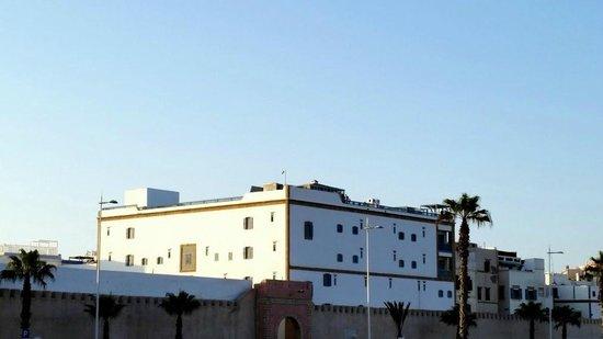 L'Heure Bleue Palais: Extérieur