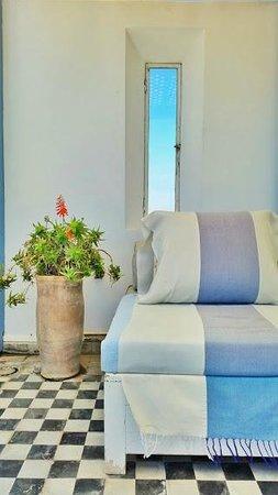 L'Heure Bleue Palais: Toit Terrasse