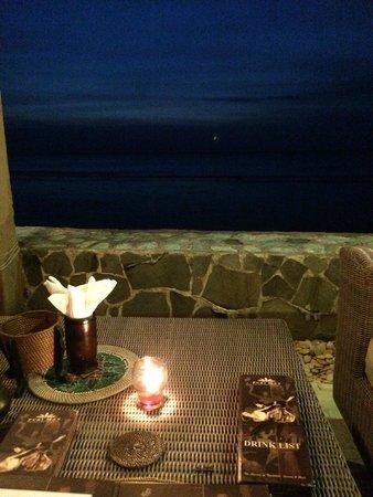 Puri Mas Boutique Resort & Spa : View from the Ballroom Restaurant