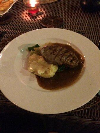 Puri Mas Boutique Resort & Spa : Dinner!