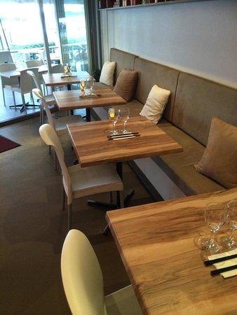 Rasa Modern Asian Cuisine: New tables