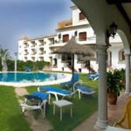 Hotel Pozo del Duque: Terraza