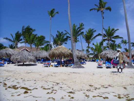 VIK Hotel Arena Blanca: Beach