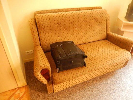 Hotel Liene: Sofa