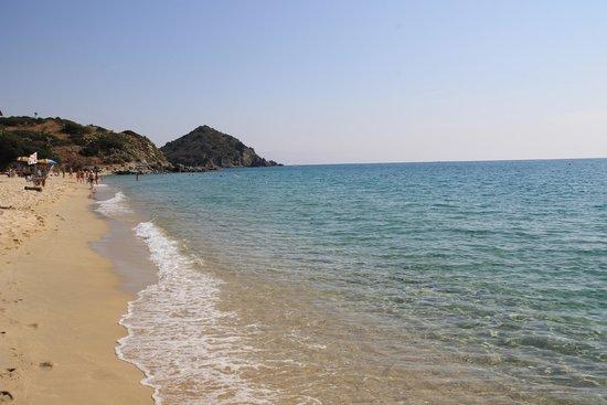 Le Spiagge di San Pietro Resort: La spiaggia
