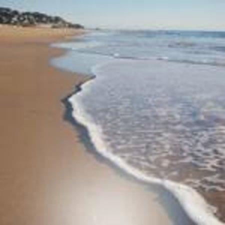 Hotel Pozo del Duque: Playa Costa Zahara de los Atunes