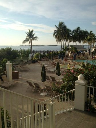 Sanibel Harbour Marriott Resort & Spa : Pool area