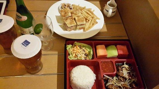 Novotel Bandung : Room service