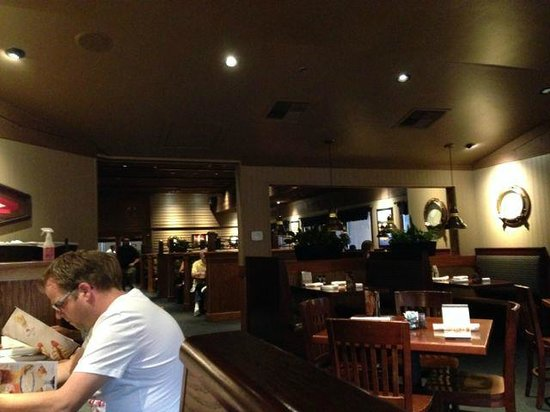 Overview of the Red Lobster restaurant in Scottsdale