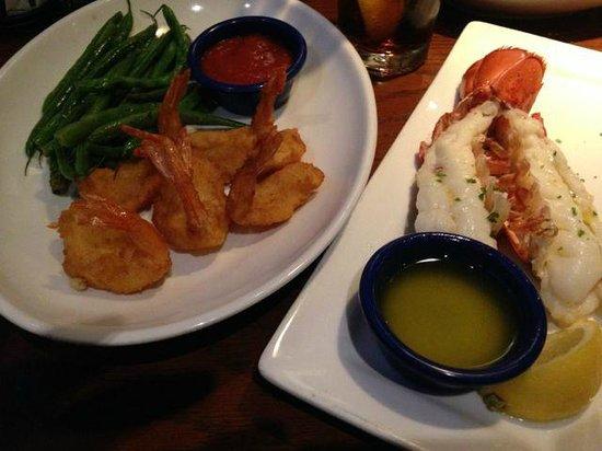 Red Lobster: Delicious sea food