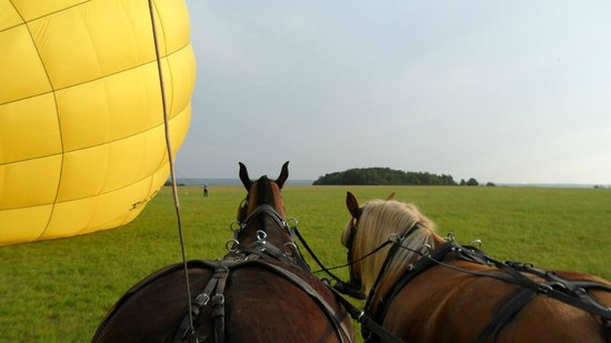 Montgolfieres de Falaise : cool !!^^