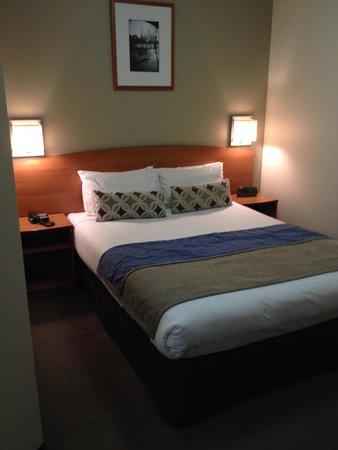 Mercure Welcome Melbourne: Bedroom